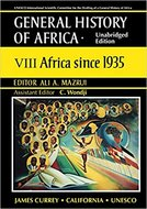 General history of Africa : VIII Africa since 1935