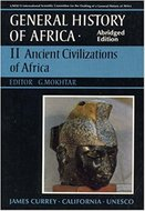 General History of Africa: Ancient Civilizations of Africa v. 2