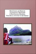 How citizens are produced and ethinicity is maintained in post-colonial Mauritius, with special attention to the creoles