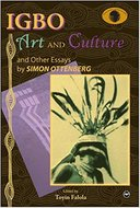 Igbo art and culture : and other essays by Simon Ottenberg