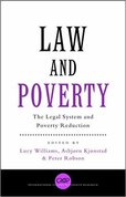 Law and poverty : the legal system and poverty reduction
