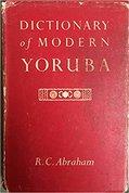 Dictionary of modern Yoruba