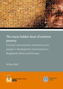 The Many Hidden Faces of Extreme Poverty: inclusion and exclusion of extreme poor people in development interventions in Bangl