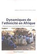 Dynamiques de l'ethinicité en Afrique , Eléments pour une théorie de l'Etat multinational