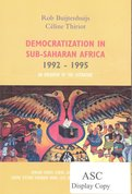 Democratization in sub-Saharan Africa 1992-1995 : an overview of the literature