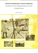 Activity diversification in rural livelihoods : the role of farm supplementary income in Burkina Faso