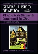 General History of Africa, Vol. VI, Africa in the Nineteenth Century until the 1880s