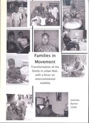 amilies in movement : transformation of the family in urban Mali, with a focus on intercontinental mobility