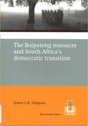 The Boipatong massacre and South Africa's democratic transition