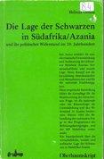 Die-Lage-der-Schwartzen-in-Südafrika-Anzania