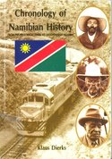 Chronology of the Namibian History (From Prehistorical Times to Independant Namibia)