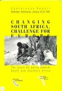 Changing South Africa, Chalange for Europe